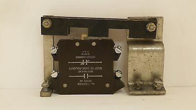 Cutler Hammer Auxiliary Contact C320Kb8 A2 W/ Operating Lever