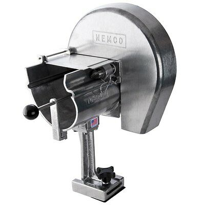 NIB Nemco 55200AN Table Mount adjustable, Easy Slicer, Commercial Food Cutter