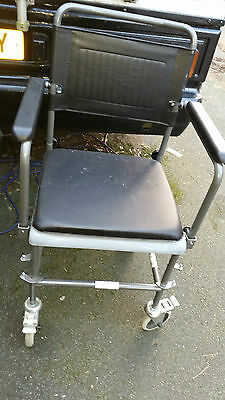 Wheelchair Commode Disability Mobility
