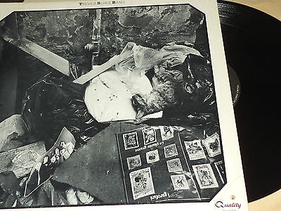 """Treves Blues Band - Two 12""""lp Canada"""