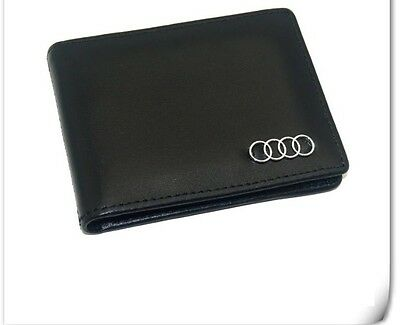 Genuine Leather License Bag For Audi A4A5A7A3,Q7,Q5,RS Other