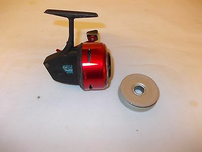 VINTAGE ABU 505 CLOSED FACE REEL + SPARE SPOOL --- In good Used condition.