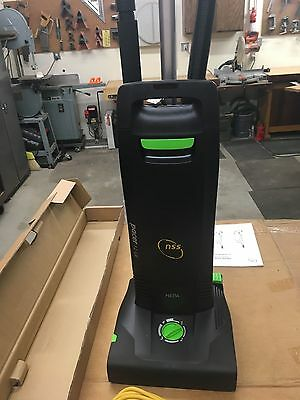 "NSS Pacer 12UE 12"" Upright Vacuum Cleaner  Industrial Commercial Residential Use"