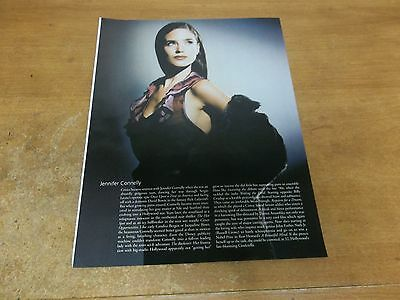 Pretty Jennifer Connelly clipping #543