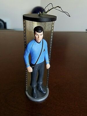 Hallmark ornaments Star Trek 1997