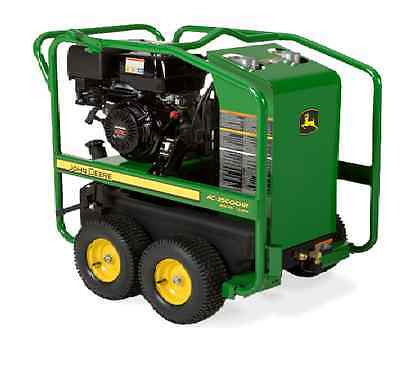 John Deere Hot Water Pressure Washer (With Electric Start)