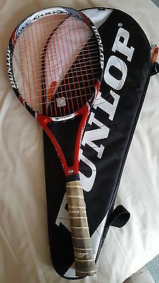 Dunlop AeroGel 4D 300 Tennis Racket with case
