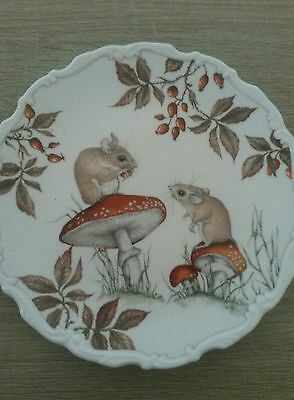 Royal albert decorative plate