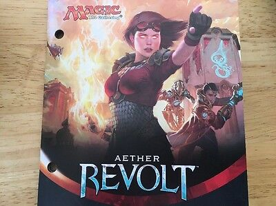 Magic The Gathering MTG Aether Revolt Complete Common And Uncommon Set X 1