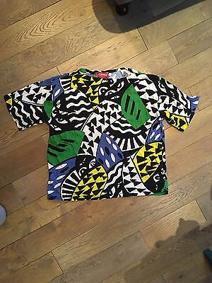 Vintage bright graphic T-shirt