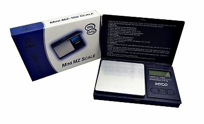 On Balance 100g 0.01g Accurate Mini Digital LCD Pocket Scale Weighing