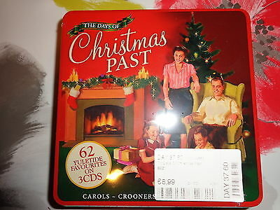 3 CD The Day Of  Christmas PAST