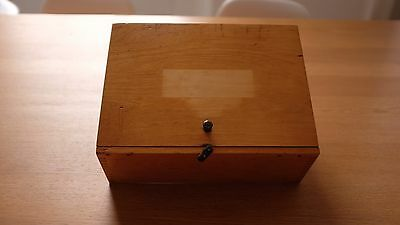 Vintage Boots First Aid Case with Original Dressings