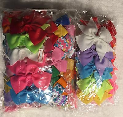 81 Pcs Mix Lots Headband Baby Infant Toddler Girls Hair bow Headwear -- 7 Styles