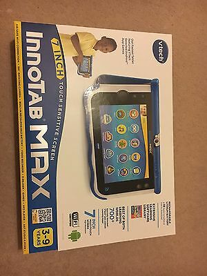 Vtech Innotab 7 Inch Max Blue Touch Screen Tablet 2017