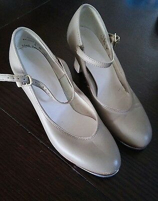 Girls tap shoes size 4 M