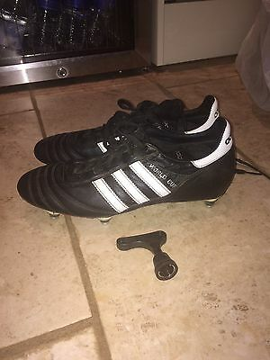 adidas World Cup SG Mens Football Boots Size 8.5