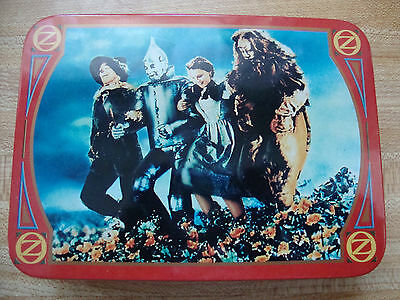 Two Decks Wizard of OZ Playing Cards in Decorative Tin