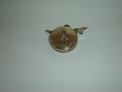 RARE 1930's JOHNNIE WALKER WHISKY BOWLS MEASURING TAPE BY RABONE & SONS