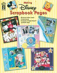 Hot Off The Press Making Disney Scrapbook Pages HF-2239