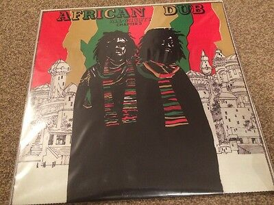 African Dub - All-Mighty Chapter 3 LP - Repress, Brand New Vinyl