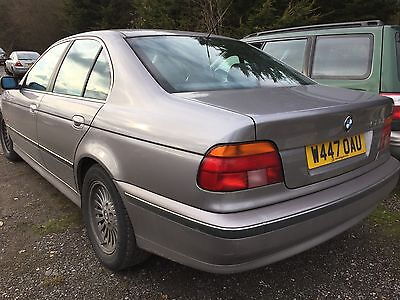 2000 Bmw 520I Se Fabulous Condition, Very Very Clean Car Indeed,lovely Condition