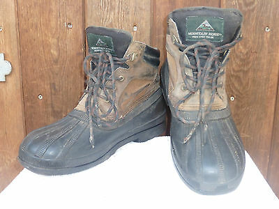 Mountain Horse Mucker/Ankle Boots. Ladies. Size UK4/EU37