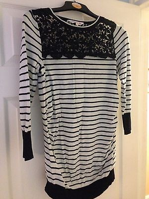 Red herring Maternity Jumper Size 10