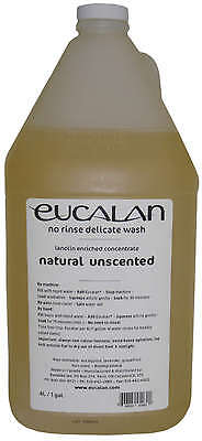 Eucalan Fine Fabric Wash 1gal Unscented 45462