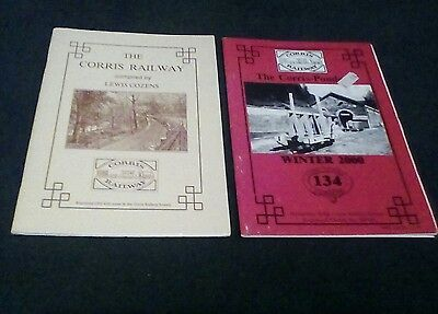 2 booklets about the corris railway