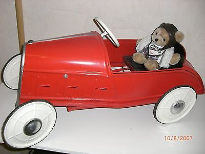 Voiture A Pedale Mfa