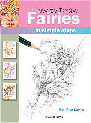 Search Press Books How To Draw Fairies SP-83716