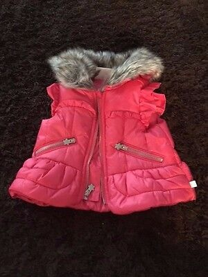 Trully Vest Baby Clothes Size 6 month EUC