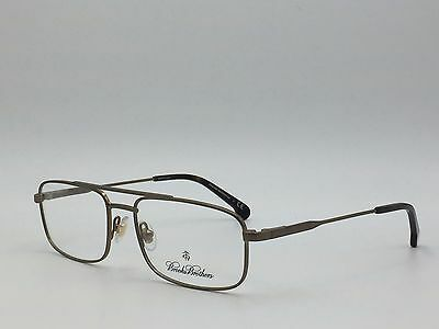 Authentic Brooks Brothers BB1033 1552 Gold Frame w/ Clear Lense