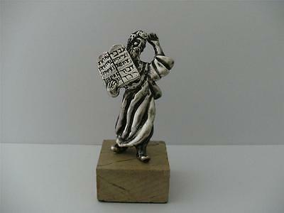 Vintage Sterling Silver Religious Figure