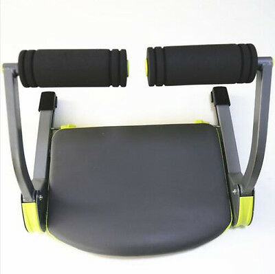 Home Gym 6 In 1 Smart AB Exercise System Machine Workout Fitness Train Wonder UK