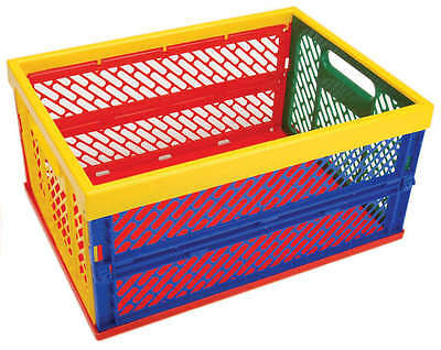 "Collapsible Crate Large 18.75""X13.5""X9"" ARM032"