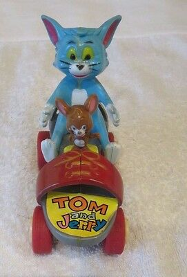 Tom & Jerry figures from the 1960/70s