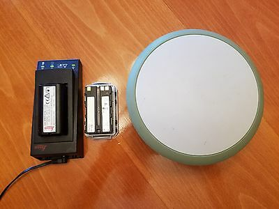 Leica SmartRover ATX1230 GPS Survey Receiver with 2 Batteries and Charger