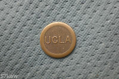 Ucla Brass Parking Token