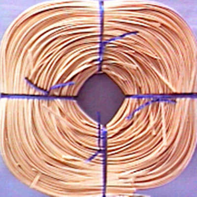 Flat Oval Reed 4.37mm 1lb Coil Approximately 320' 1164FOC