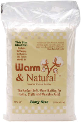 Warm & Natural Cotton Batting 2322