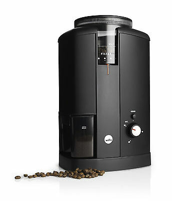 Wilfa Svart Burr Coffee Grinder (Black)