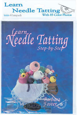 Learn Needle Tatting Step By Step Kit ST5P