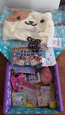 10x Quality Items Official and other brands from Yume Twins surprise box KAWAII