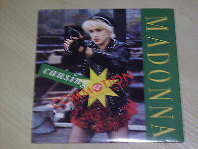 Madonna - Causing A Commotion - 7 Inch Vinyl Single