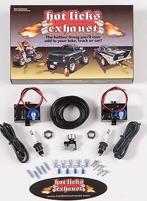 Hot Licks Flame Thrower Dual Exhaust Kit