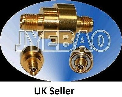 Microwave Coaxial Mechanical Rotary Joint SMA female to female RJS-A8A8