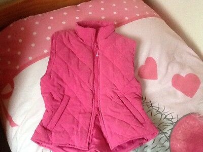 Childs riding gilet 7-8