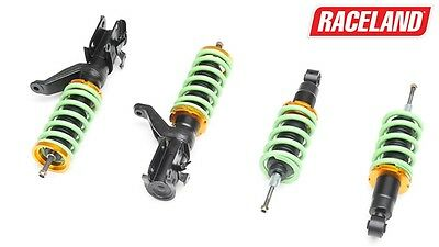 Raceland Honda Civic Ep3 Type R (2001-2005) Ultimo Coilovers